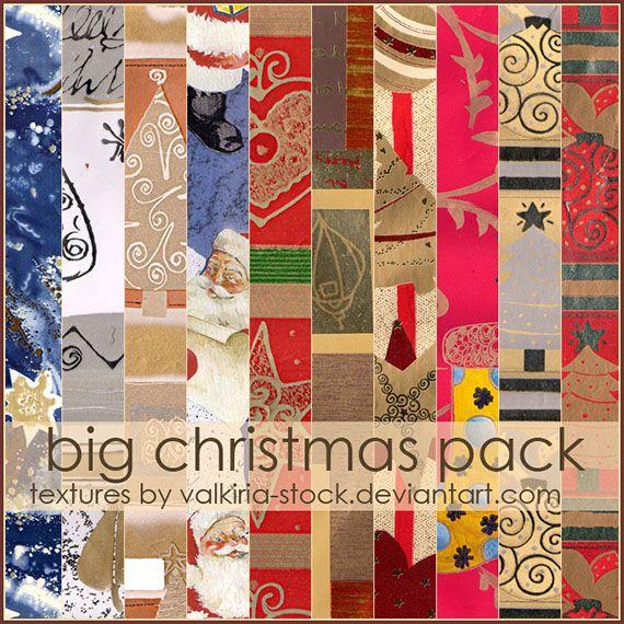 Download - Texturas de Natal gratuitas | Canal Adobe Photoshop