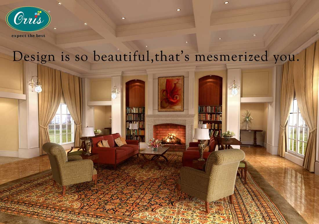 Buy 2 Bhk 3 Bhk 4 Bhk And 5 Bhk Fully Furnished Apartments In Gurgaon By Orrisind Classic Interior Design Interior Design Styles Home Interior Design