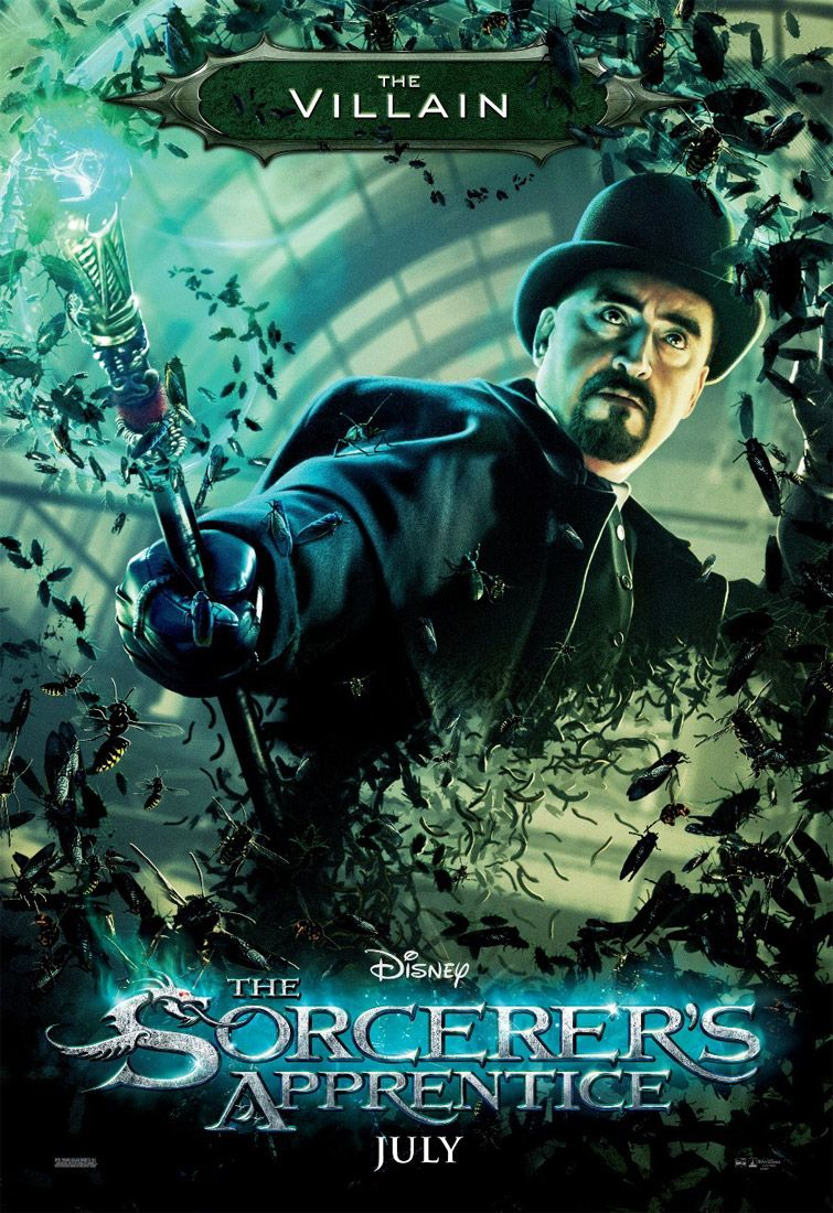 The Sorcerer S Apprentice Duell Der Magier The Sorcerer S Apprentice Sorcerer Movie Posters