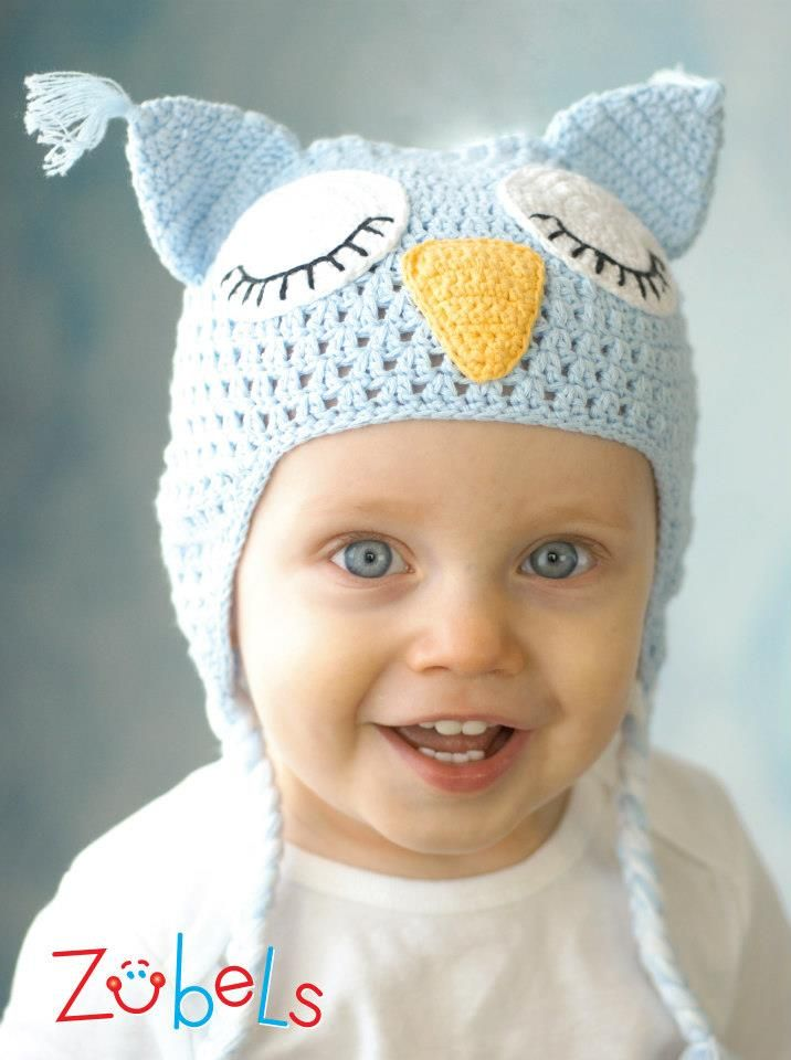 7 adorable knits for baby from Zubels
