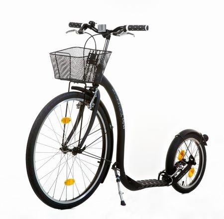 Kickbike Roller Freeride G4 Schwarz