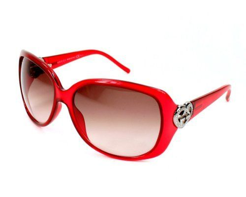 Gucci Sunglasses GG 3548 /S 5CCFM Acetate plastic - Rhinestones Red Gradient Grey Gucci. $211.23. Save 34% Off!