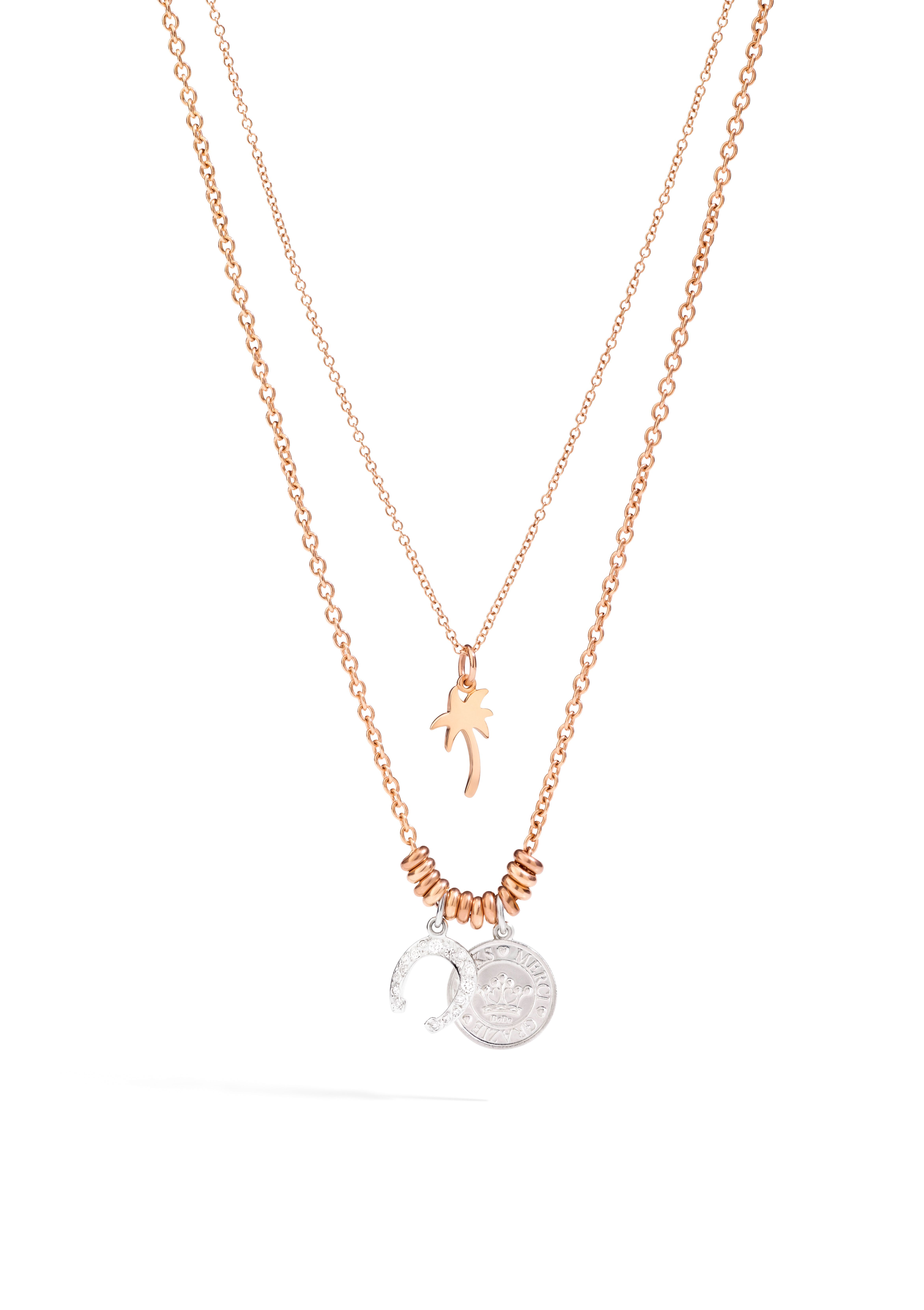 In rose gold, silver or white gold and diamonds, keep the luck with you  with Dodo necklace and Lucky charms. Discover Dodo Horseshoe charm in white  gold and ... 2b5842321b