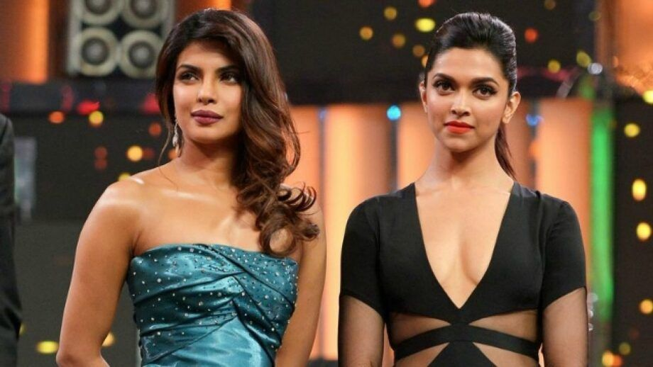 Deepika Padukone Vs Priyanka Chopra The True Global Icon Iwmbuzz Priyanka Chopra Women Bollywood