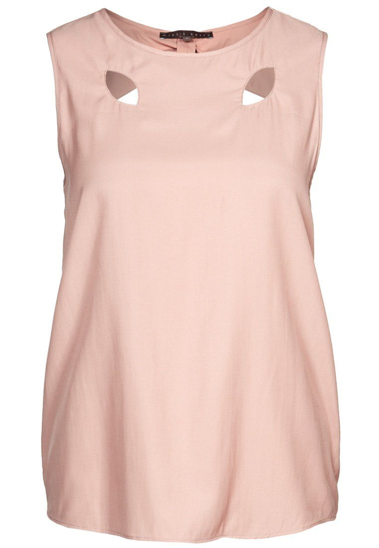 Mint Top Pink Zalando Tops Rosa