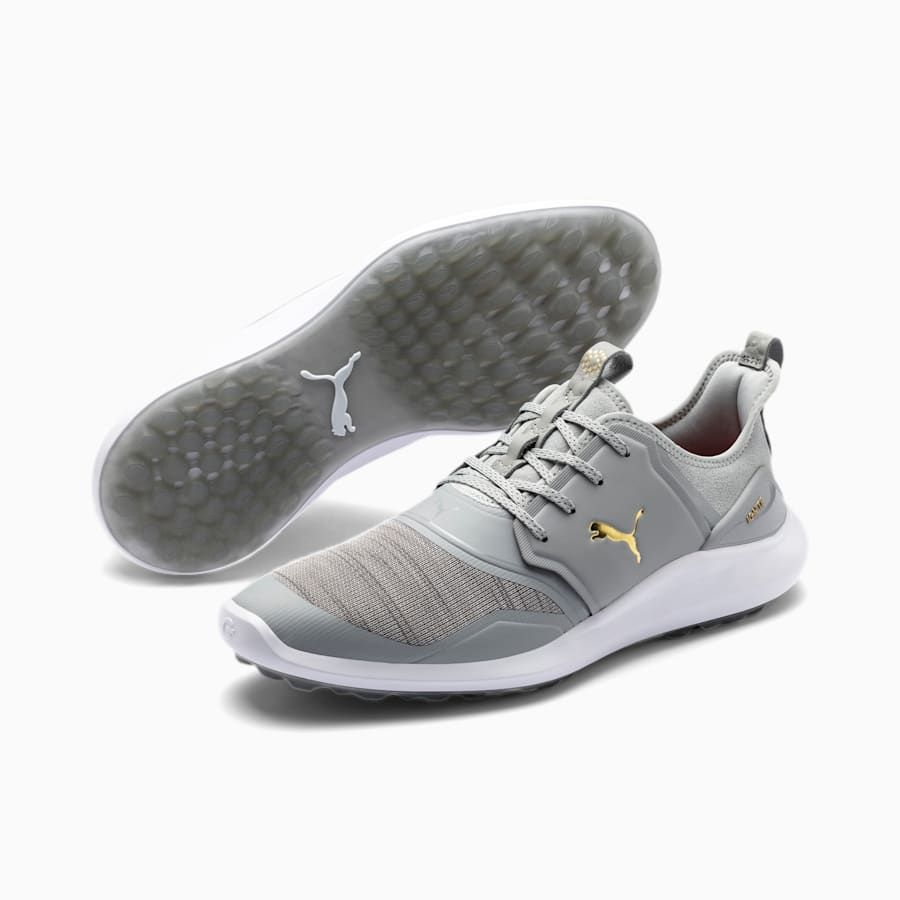 chaussure puma homme grise