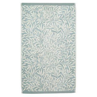 Morris & Co Light green 'Willow towels | Debenhams