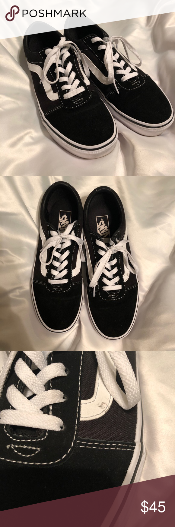 what's the difference between vans ward and old skool