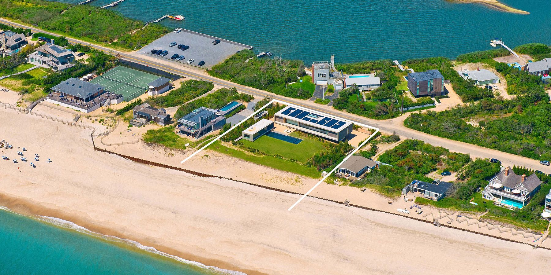 Hamptons Homes for Sale by Corcoran Real Estate - DuJour