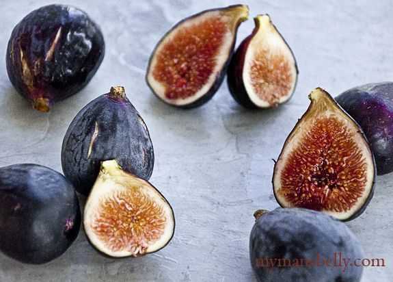 roasted figs, mission figs, fresh figs recipes, figs and honey, fresh fig recipes