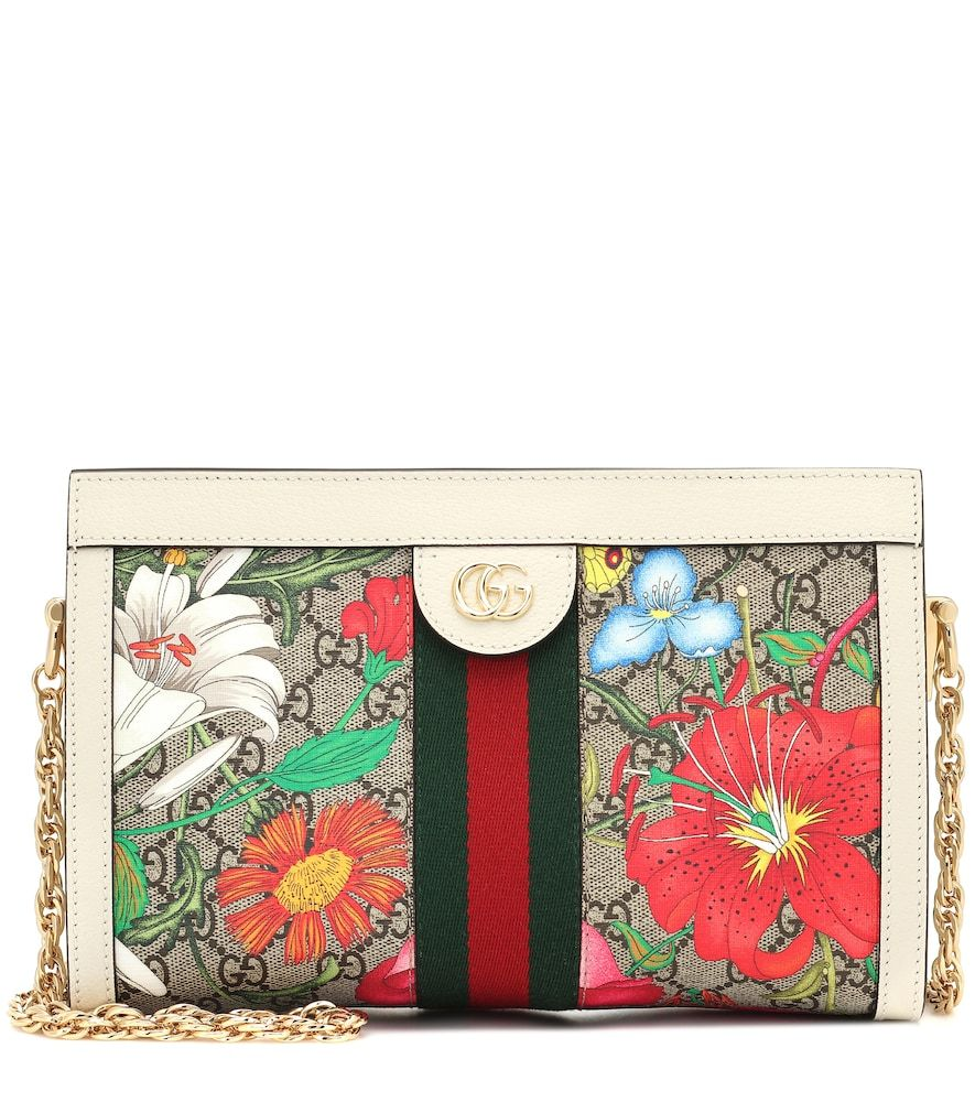 Gucci |  Bolso Ophidia GG Flora  – Bolsa
