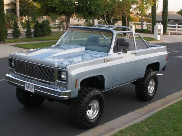 K5 Found In Craigslist Chevy Trucks Chevrolet Blazer Chevy Blazer K5