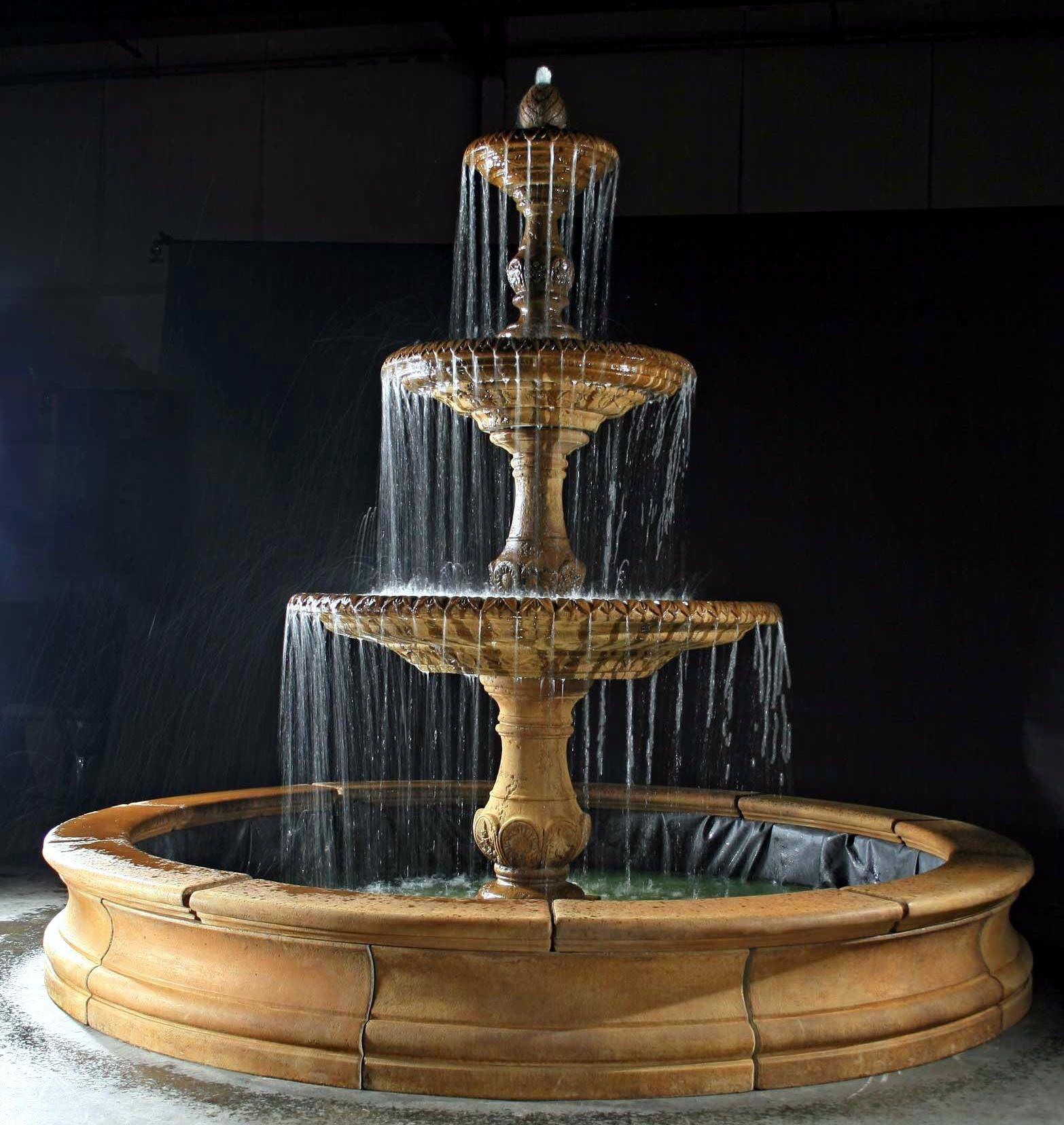 Marble Fountains – Outdoor Fountain Garden Marble 400 x 300