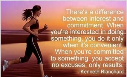 Challenge yourself! Click to read... www.theskinny411.com