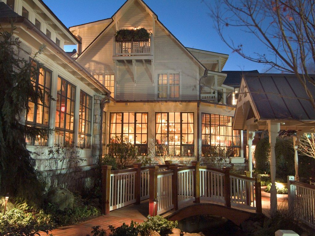 Old Edwards Inn and Spa, Highlands, North Carolina, United States ...
