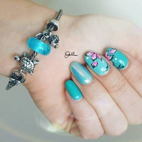 cool easy nail art ideas trend 2019 • stylish f9  simple