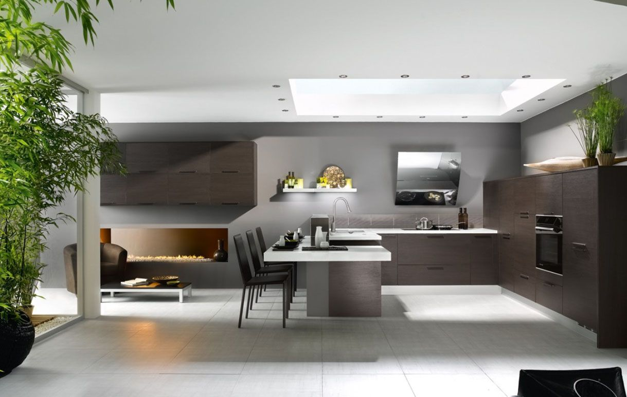 Modern Kitchen Design Ideas.
