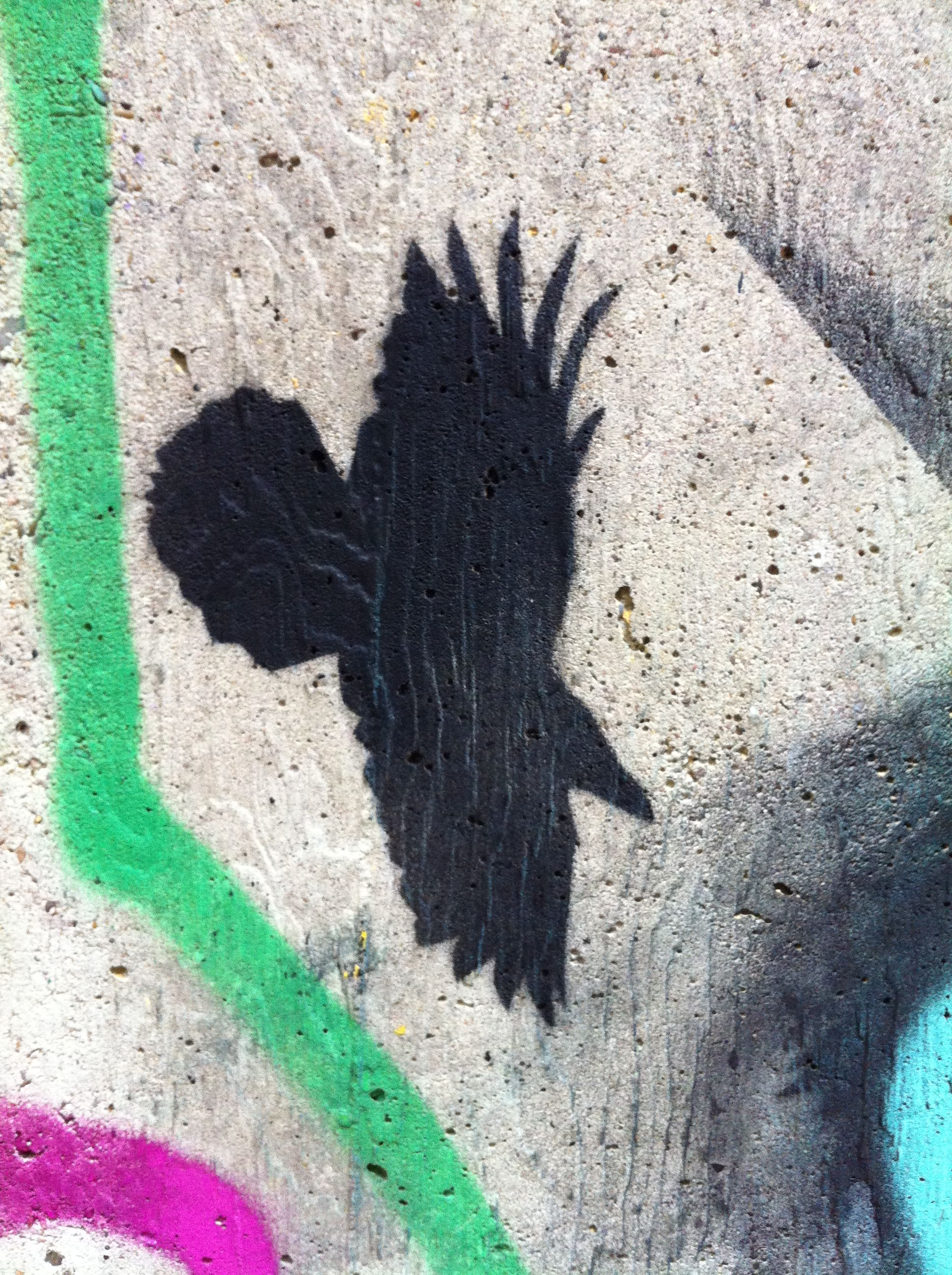 Graffiti Bird