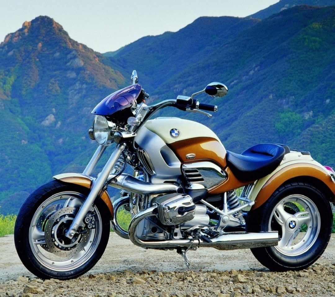 bmw r 1200 c super luxury cruiser brand germany motorcycle .