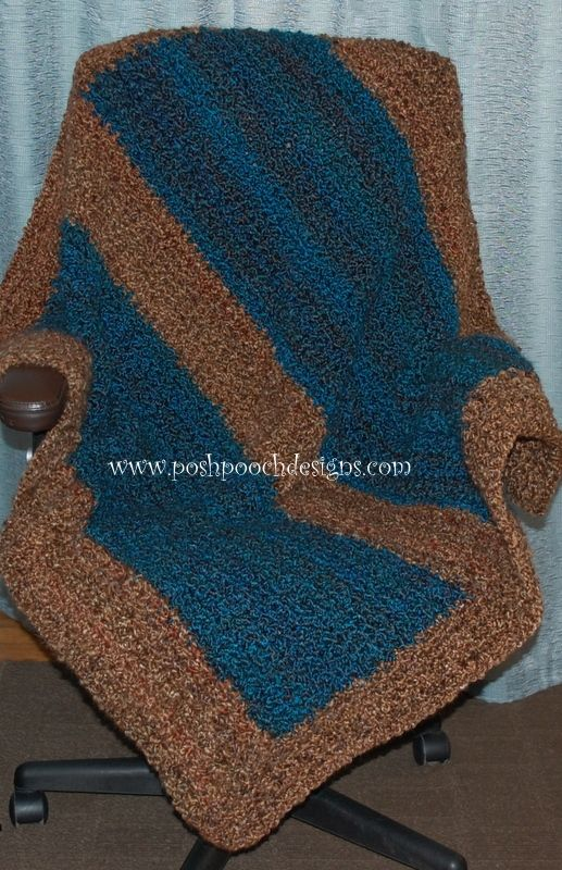 Thick and Quick Throw Blanket