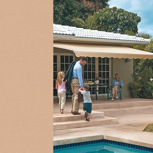 SunSetter retractable Awnings costco
