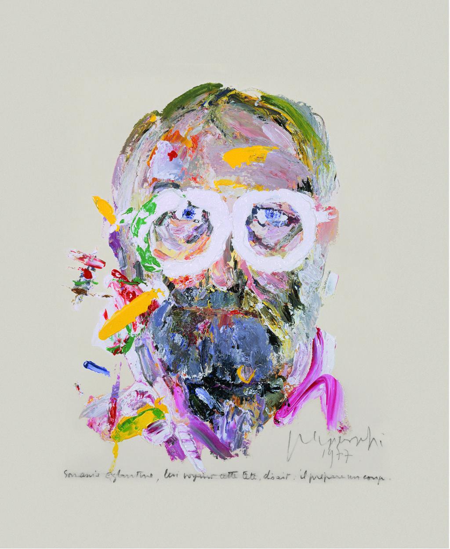 Gasiorowski : l'histoire de la peinture récapitulée | Kunst