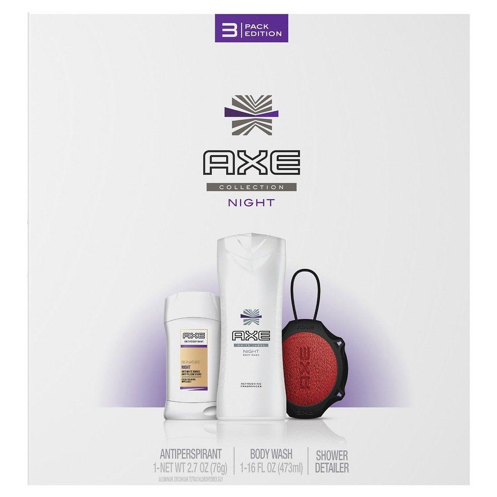 Axe 18.7 floz Bath And Body Set