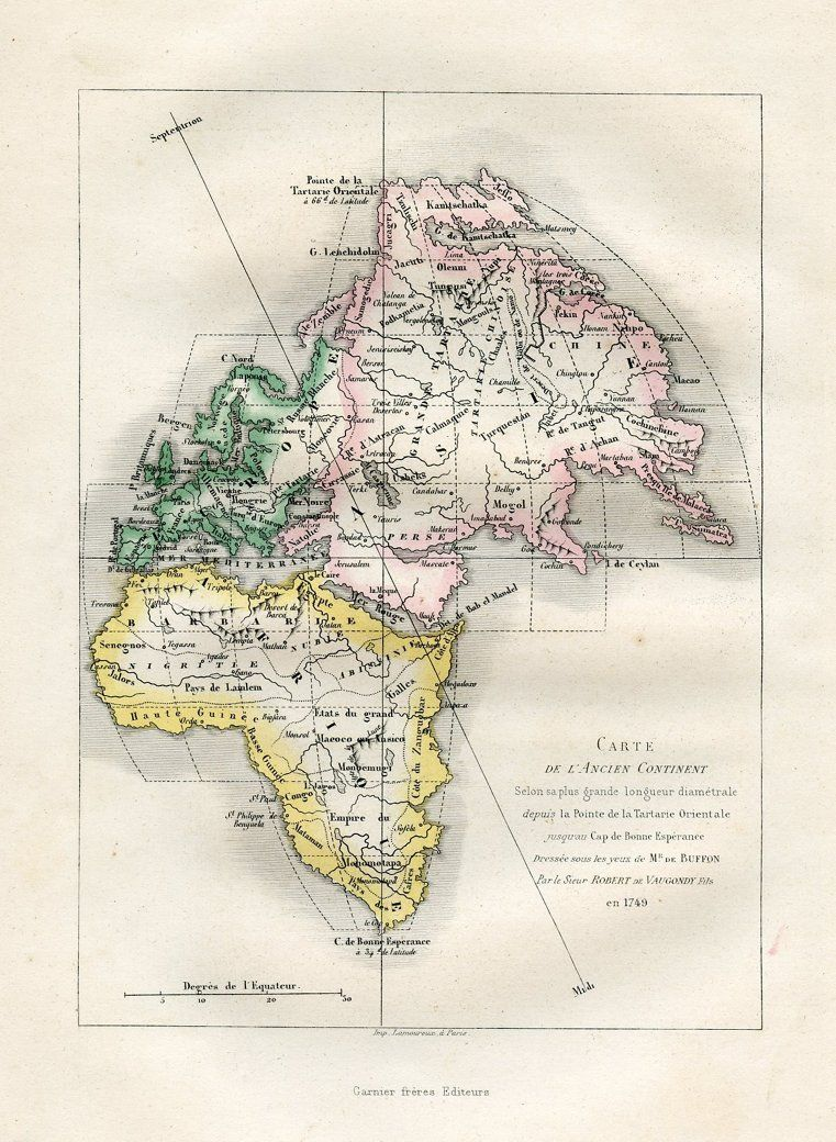 1880s Maps Of The Continents Pair Top Vintage Dealers Vintage One Kings Lane Continents Pair Maps Vintage Tops Vintage World Maps Vintage