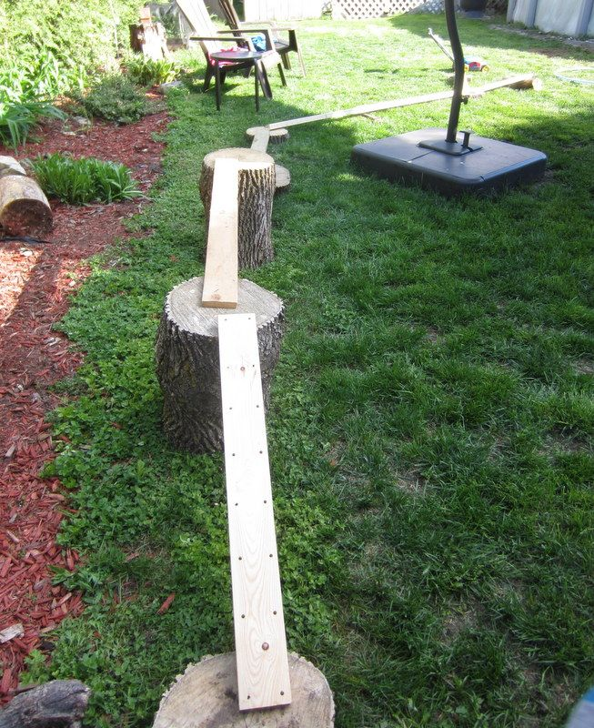 How To Build A Teeter Totter For Kids - Kids Matttroy