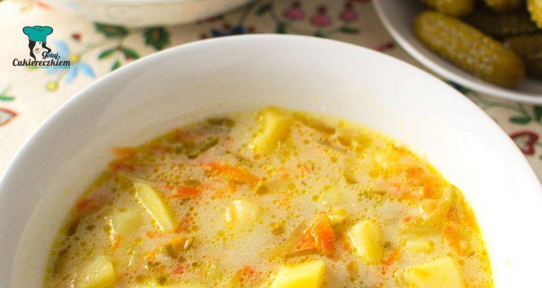 Zupa Ogorkowa Culinary Recipes Recipes Food