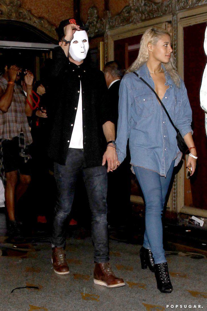 On Niall Horan dating Selena Gomez 2014