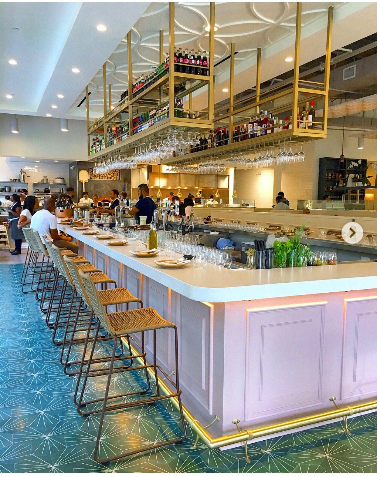 Sachet Restaurant Dallas, Texas | Restaurant interior ...