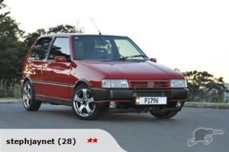 Fiat Uno Turbo Com Imagens Auto