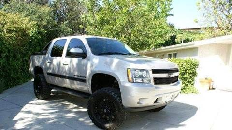 2007 Chevrolet Avalanche Cars For Sale Chevrolet Used Pickup