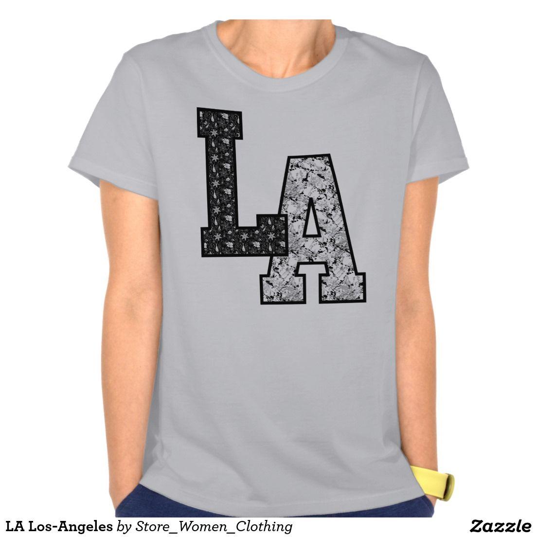 LA Los-Angeles Tee Shirt