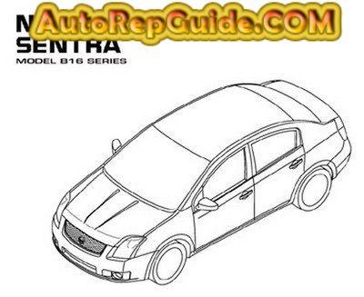 nissan sentra 2010 repair manual