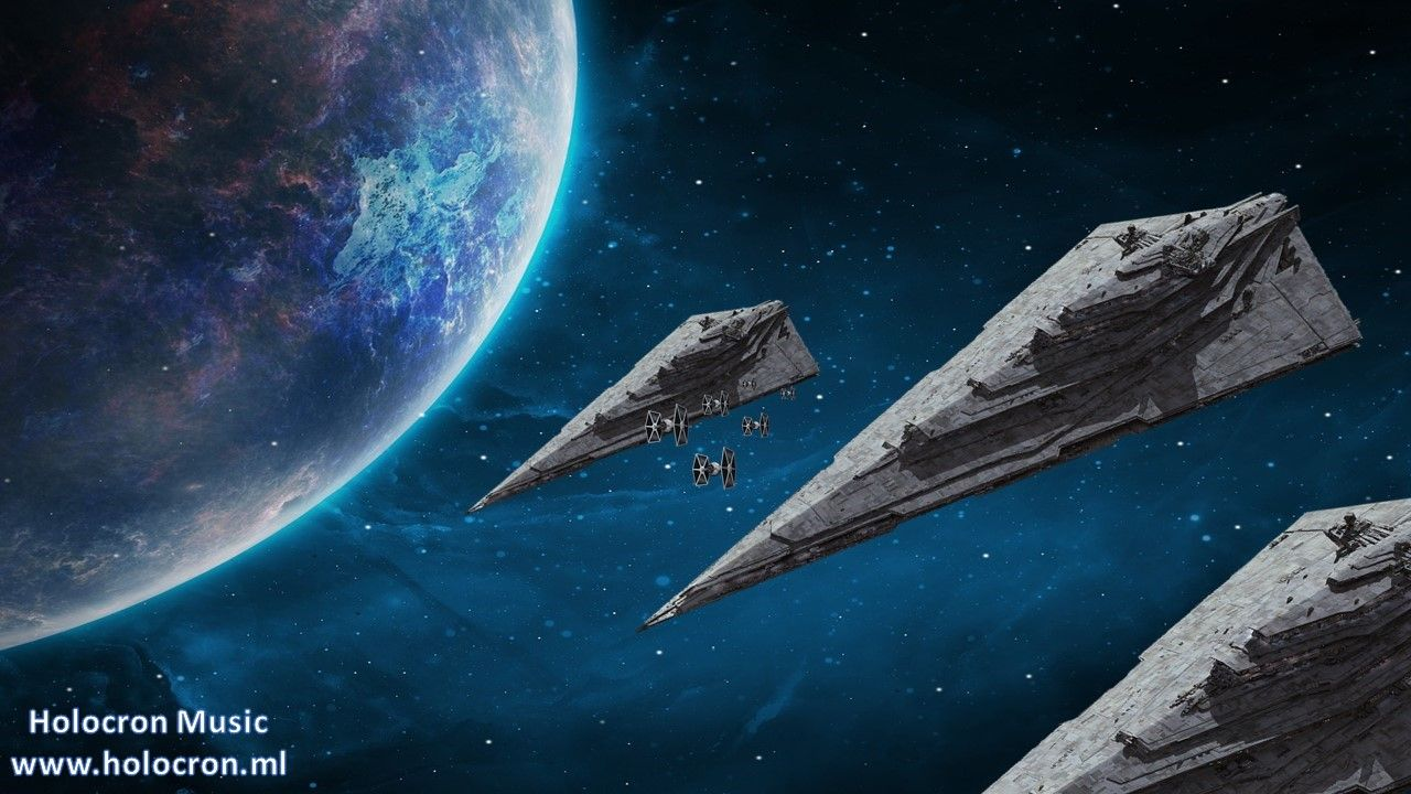 Imperial Convoy Holocron Music 1280 X 720 In 2020 Star Wars Music Star Wars Wallpaper Iphone Star Wars