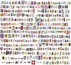 Image result for cut out newspaper letters design pinterest image result for cut out newspaper letters spiritdancerdesigns Choice Image