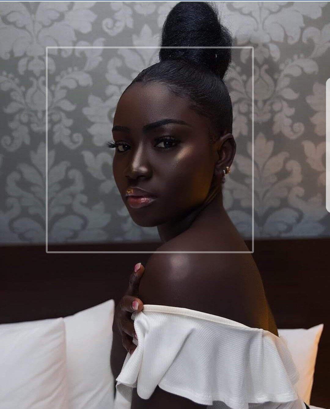 Pin By Dee W On Black Women High Bun Hairstyles In 2019