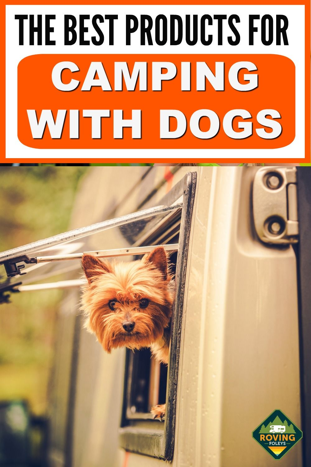 RVing With Dogs: The Ultimate Guide | The Roving Foley's ...