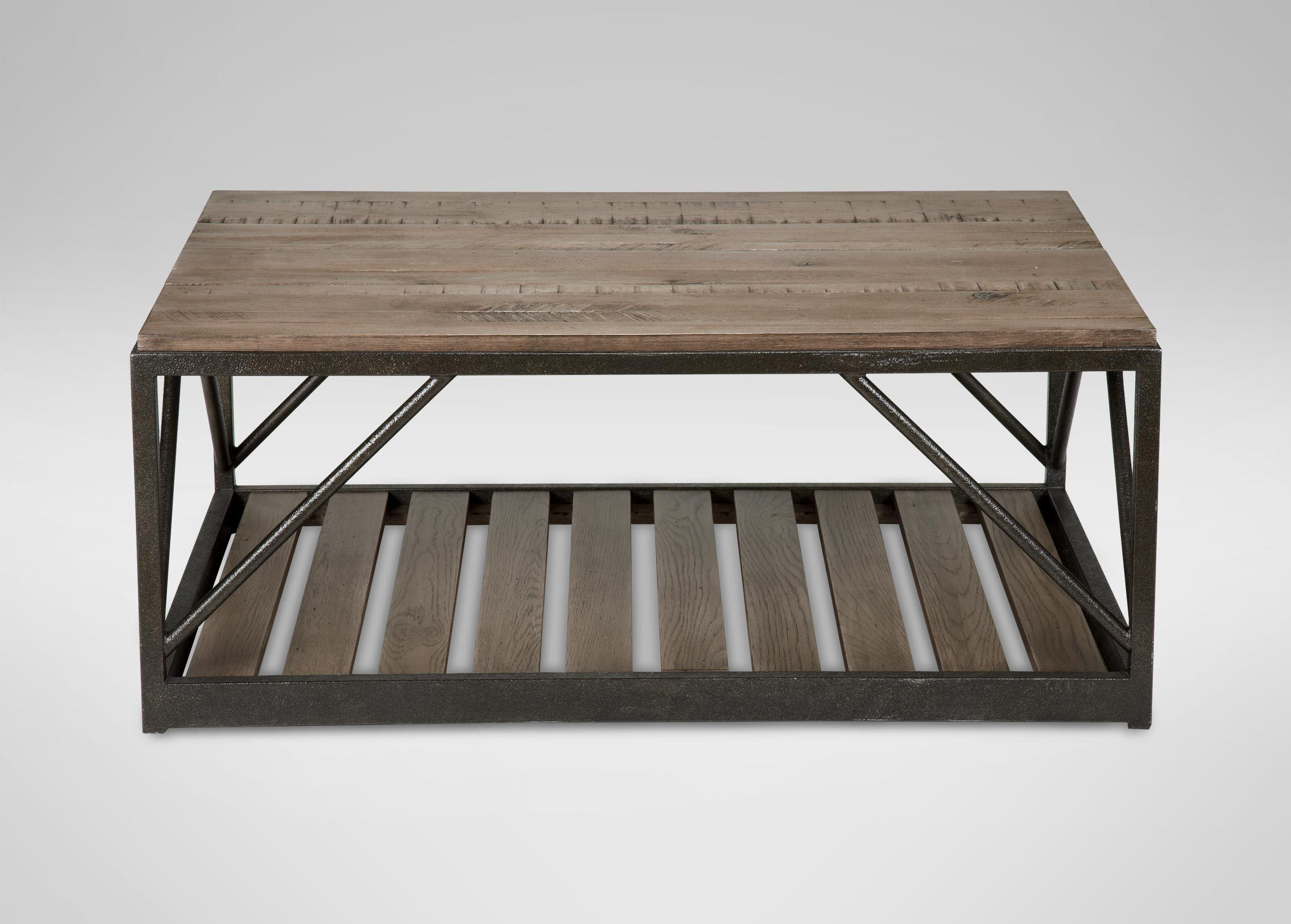 Beam metal base coffee table home sweet home pinterest beams beam metal base coffee table geotapseo Image collections