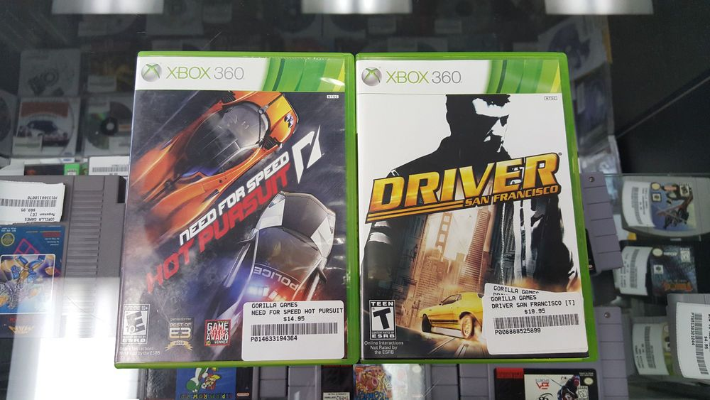 Driver San Francisco Need For Speed Hot Pursuit Microsoft