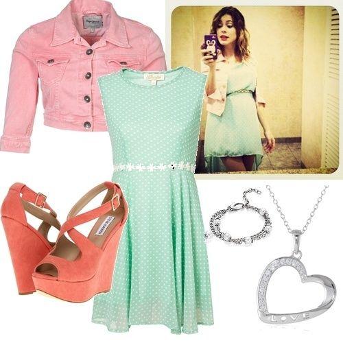 Violetta Fashion Style Google Search Vilu Ludmi Style Pinterest