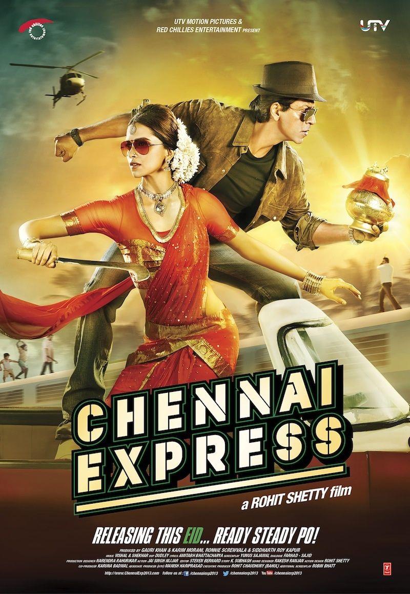 Chennai Express Chennai Express Best Bollywood Movies Hindi Movies