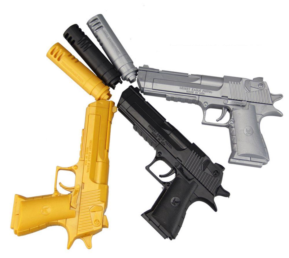Replica Desert Eagle Toy Gun Rubber Johnnies Masks