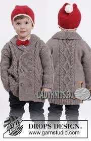 Картинки по запросу пальто спицами для мальчика 3-5 лет с описанием