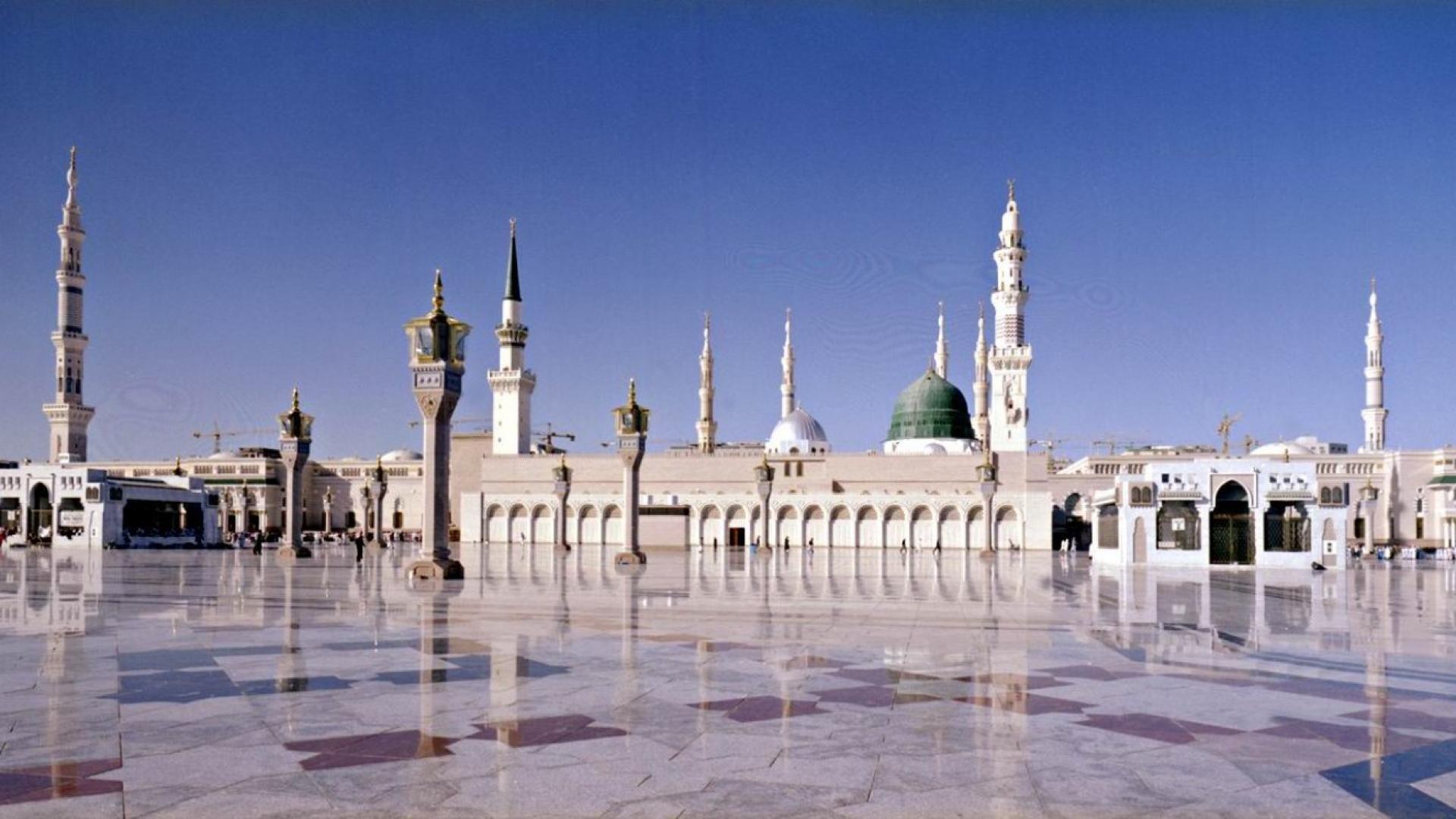 خلفيات المسجد النبوي Hd