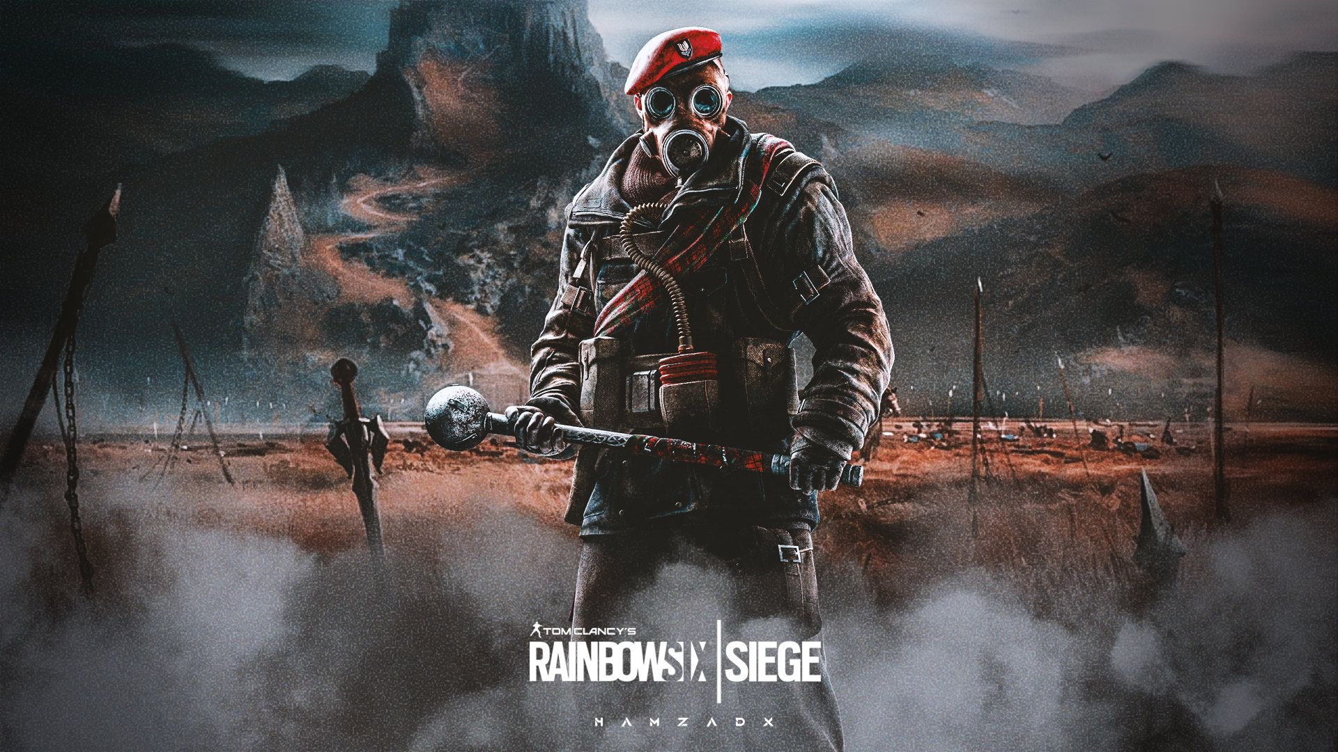 Rainbow Six Siege Sledge Google Search Rainbow Six Siege Art