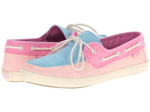 6b309e0bf5fa Vans Chauffette W (Tri Tone) Seashell Pink Rosebloom
