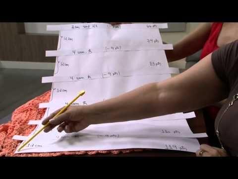 Mulher.com 22/12/2013 Vitória Quintal - Saia Parte 1/2
